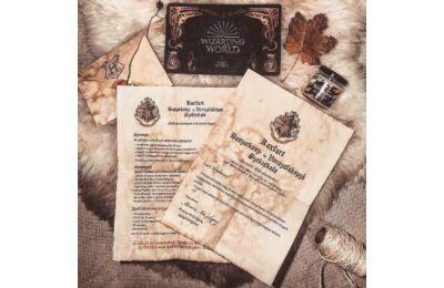 Roxforti levél