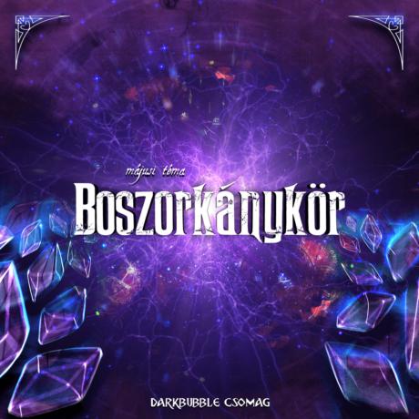 """Májusi darkBubble csomag - """"Boszorkánykör"""""""