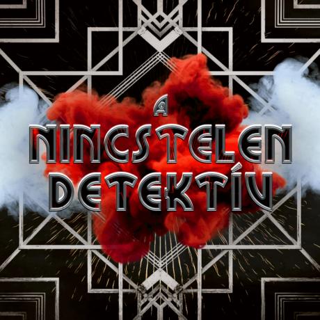 """Márciusi darkBubble csomag - """"A nincstelen detektív"""""""