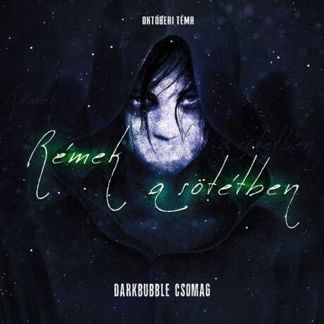 """Októberi darkBubble csomag - """"Rémek a sötétben"""""""